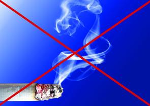 Prepovedano kajenje v nosečnosti