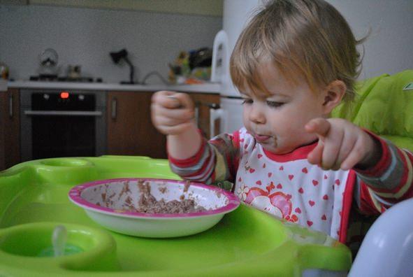 Otroška prehrana